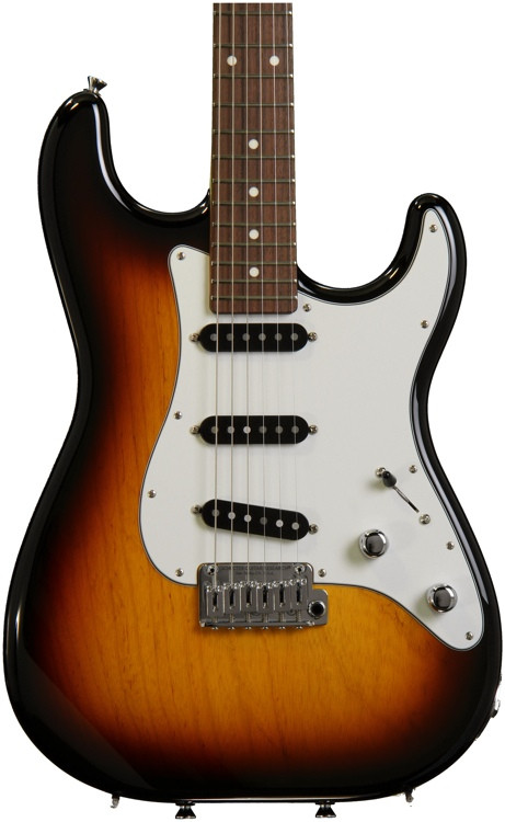 Schecter USA Traditional - Vintage Burst with Rosewood Fingerboard image 1