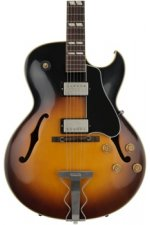 Gibson Memphis 1959 ES-175D Reissue - Vintage Burst