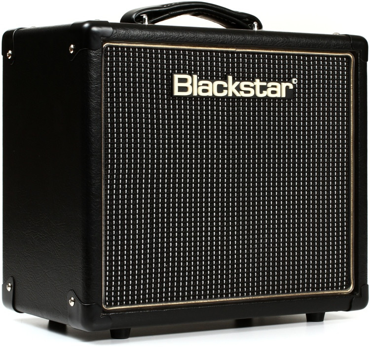 blackstar ht 1r 1 watt 1x8 tube combo amp with reverb sweetwater. Black Bedroom Furniture Sets. Home Design Ideas