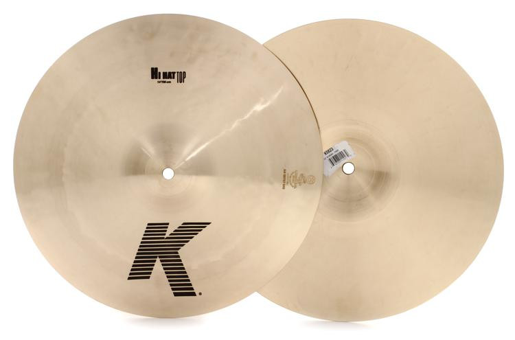 Zildjian K Series Hi-Hats - 14