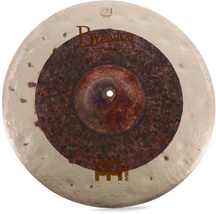 Meinl Cymbals Byzance Extra Dry Dual Crash Cymbal - 18