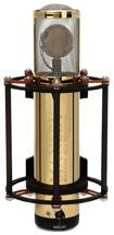 Manley Gold Reference Mic Large-diaphragm Tube Condenser Microphone