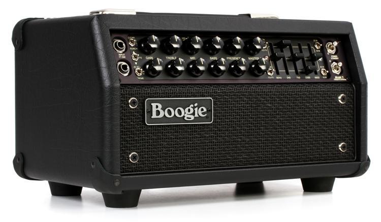 Mesa/Boogie Mark Five:25 - 25/10-watt Tube Head - Black with Black Face image 1