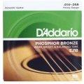 D'Addario EJ18 Phosphor Bronze Heavy Acoustic Strings