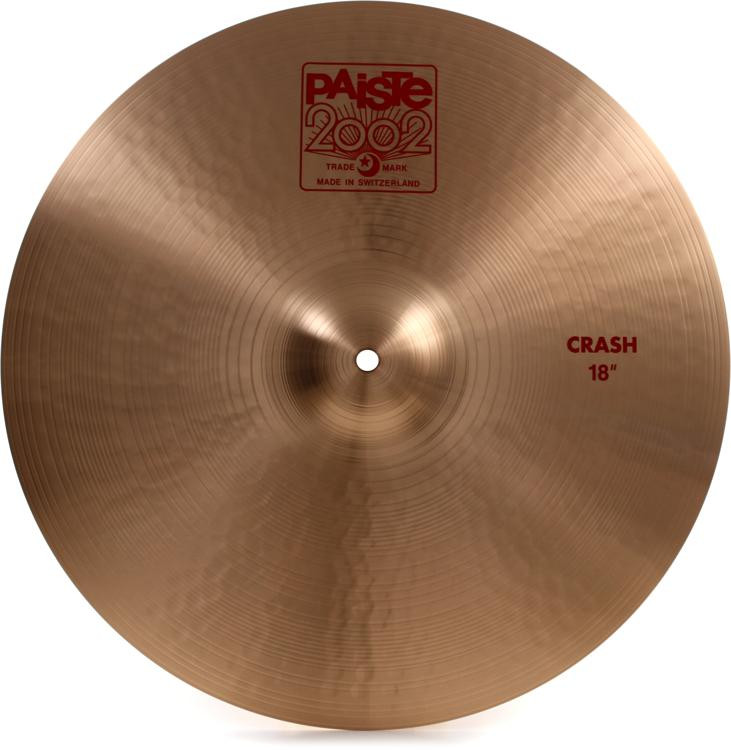 Paiste 2002 Crash - 18