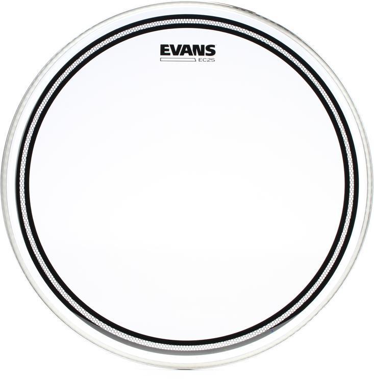 evans ec2 drum head 16 clear sweetwater. Black Bedroom Furniture Sets. Home Design Ideas