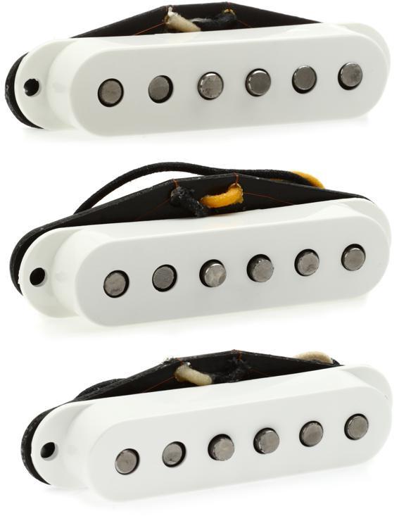 Fender Custom Shop Fat \'50s Stratocaster Pickup Set image 1