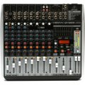 Behringer Xenyx QX1222USB Mixer and USB Audio Interface with Effects