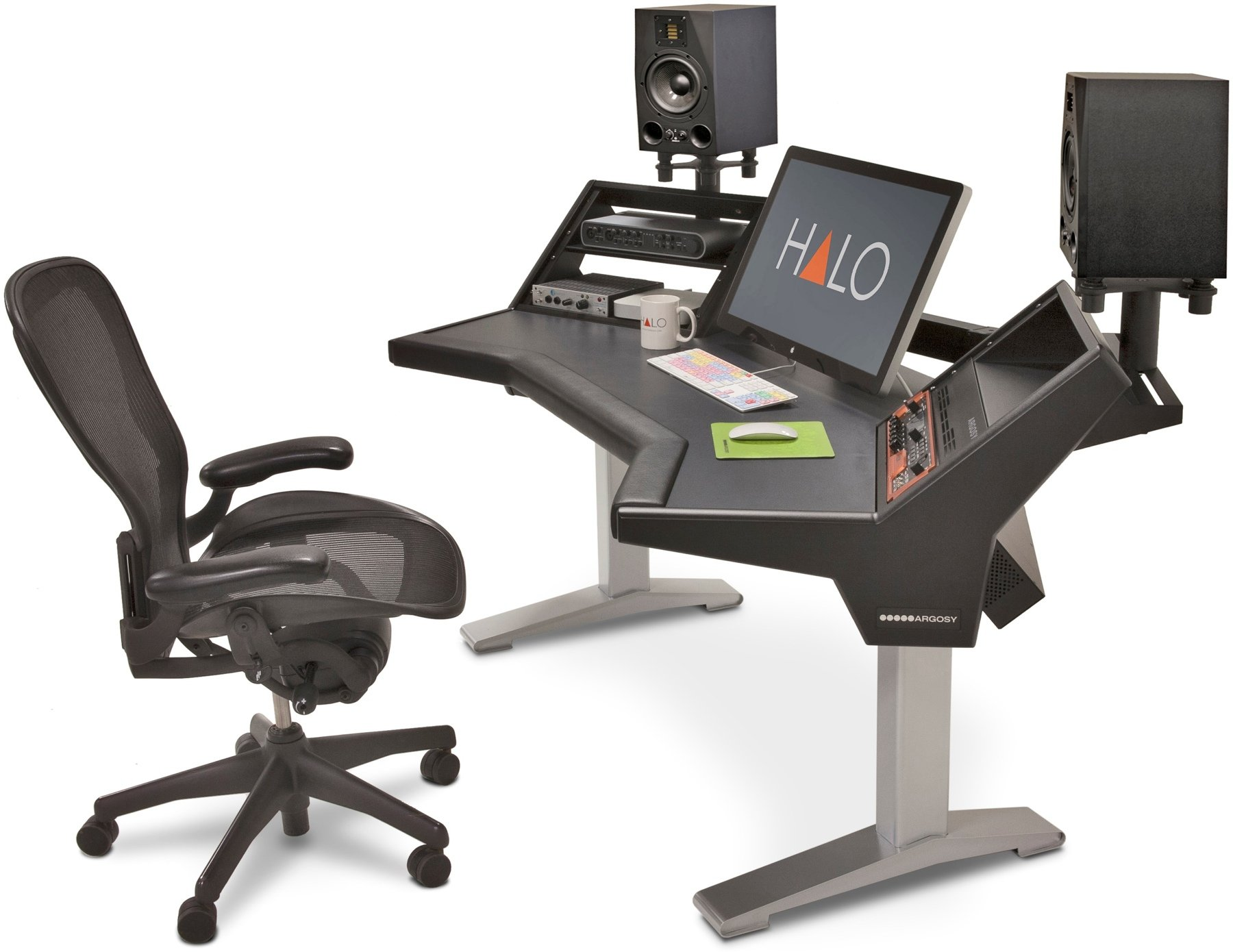 Studio Furniture & Acoustic Treatment