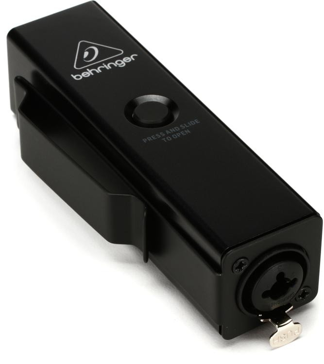 P2 Ultra-Compact Personal In-Ear Monitor Amplifier