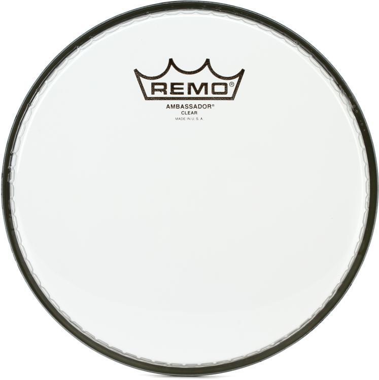 Remo Clear Ambassador Drum Head - 8