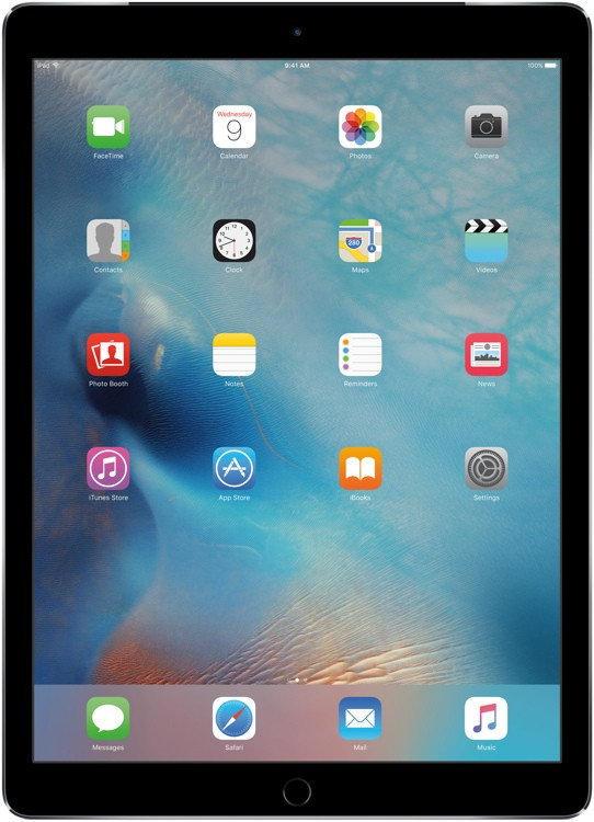 Apple iPad Pro Wi-Fi + Cellular 128GB - Space Gray (Apple SIM) image 1