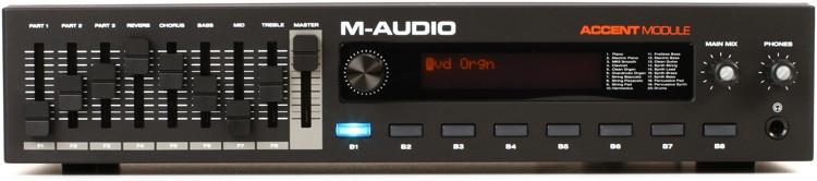 M-Audio Accent Module image 1
