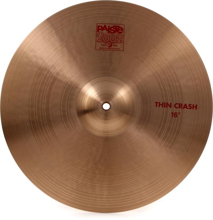 Paiste 2002 Thin Crash - 16
