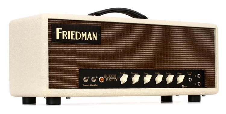 Friedman Buxom Betty 50-watt Tube Head image 1