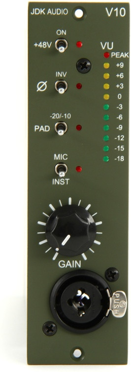 JDK Audio V10 Microphone Preamp image 1