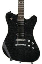 Jackson Mark Morton DX2 - Transparent Black