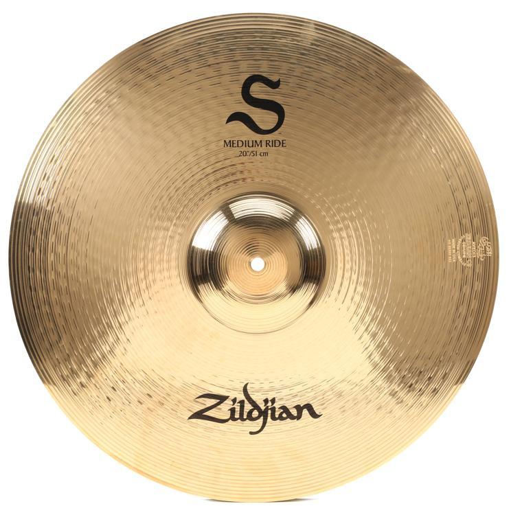 Zildjian S Series Medium Ride Cymbal - 20