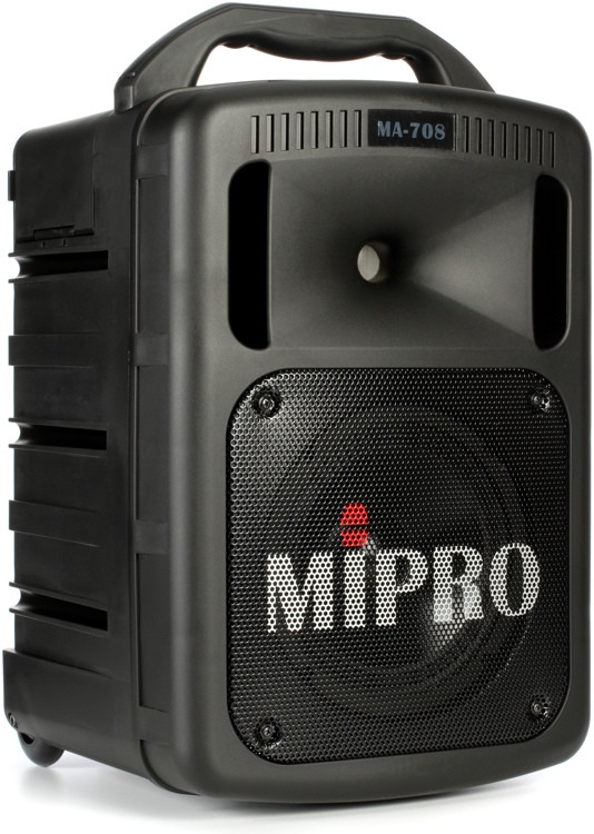 MIPRO MA-708 - Portable PA with Bluetooth image 1