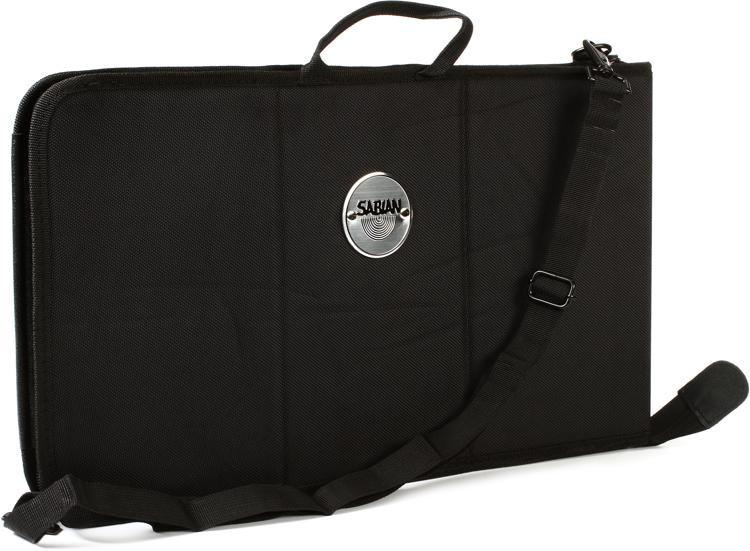 Sabian Stick Flip Bag Black with Grey Trim image 1