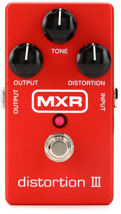 MXR M115 Distortion III Pedal image 1