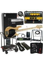 Ernie Ball Music Man Bass Guitar Touring Package