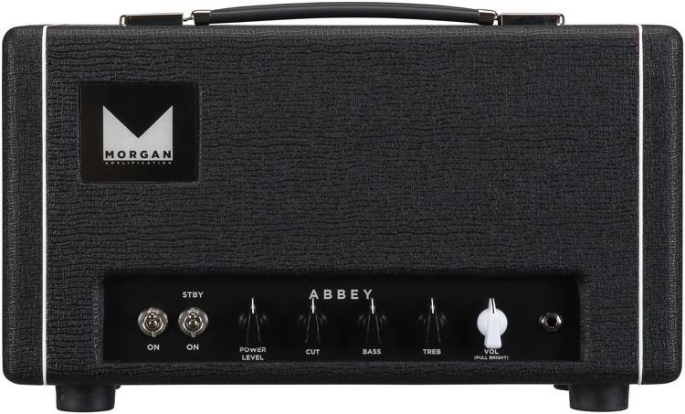 Morgan Amps Abbey 20-watt Power-scaled Top-boost Head image 1