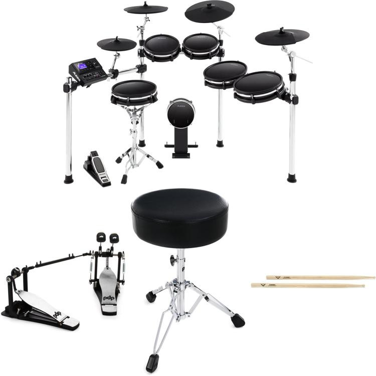 alesis dm10 mkii pro bundle electronic drum set sweetwater. Black Bedroom Furniture Sets. Home Design Ideas