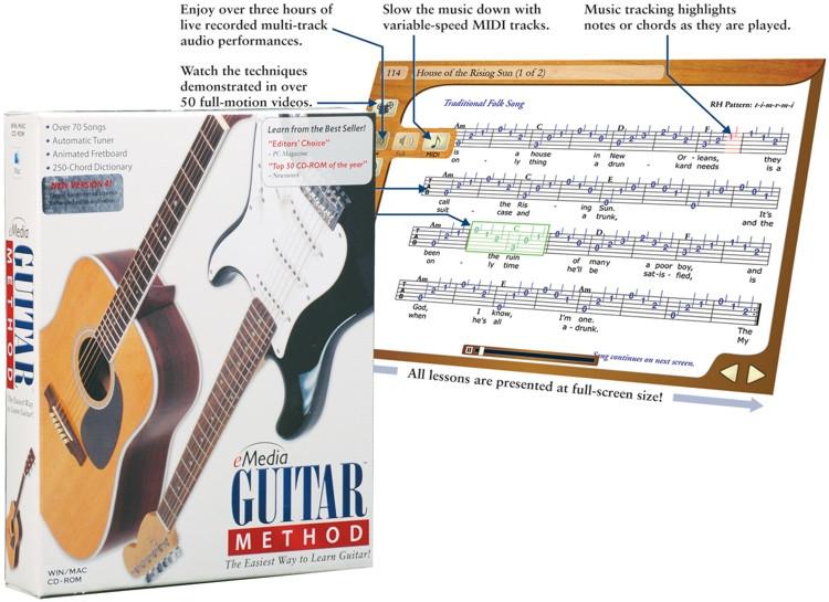 eMedia Guitar Method image 1