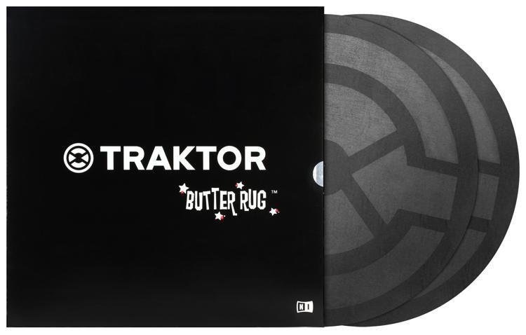 Native Instruments Traktor Butter Rugs image 1