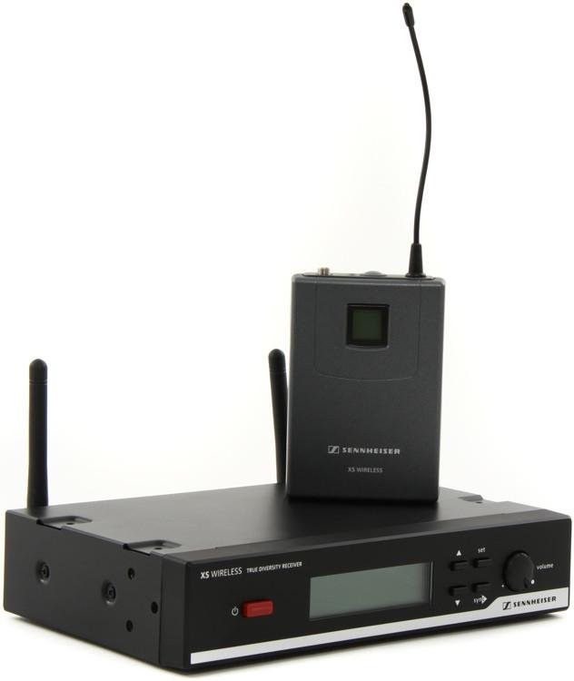 Sennheiser XSW 72 Instrument Set - A Range: 548-572 MHz image 1