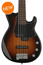 Yamaha BB435 5-string - Tobacco Brown Sunburst