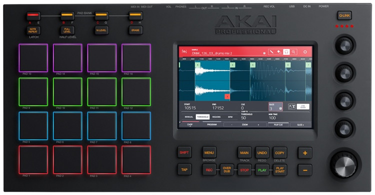 Akai Professional MPC Touch Pad Controller image 1