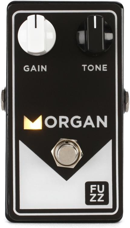 Morgan Amps Silicon Fuzz Pedal image 1
