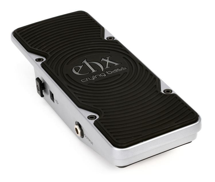Electro-Harmonix Crying Bass Wah / Fuzz Pedal for Bass image 1