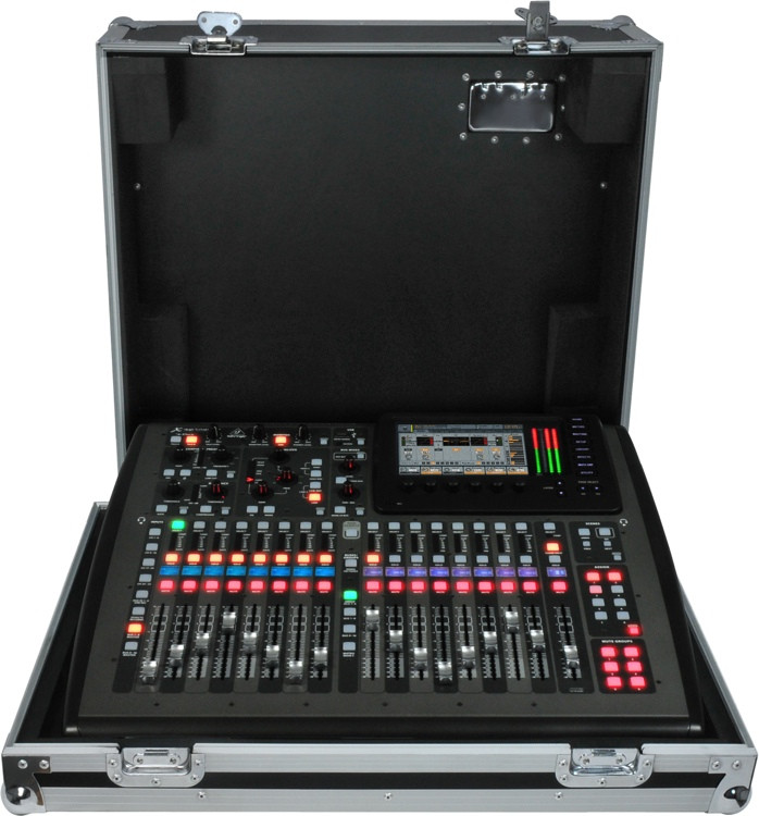 Behringer X32 Compact-TP Digital Mixer Tour Package image 1
