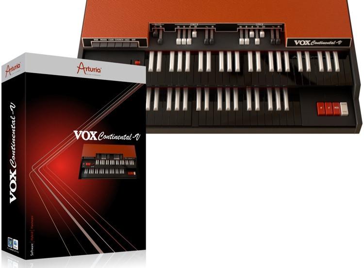 Arturia VOX Continental V image 1