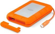LaCie Rugged Thunderbolt USB 3.0 - 250GB Portable Solid State Drive