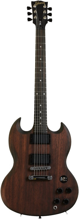 Gibson SGJ - Chocolate image 1