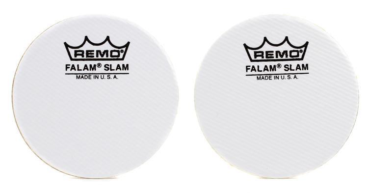 remo falam slam pad 2 1 2 single kick 2 pack sweetwater. Black Bedroom Furniture Sets. Home Design Ideas