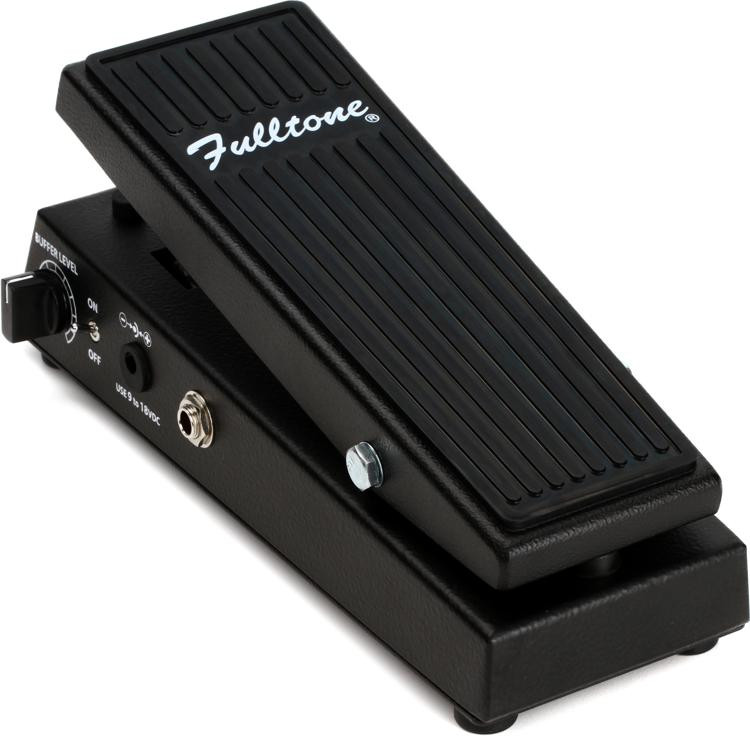 Fulltone Clyde Deluxe Wah Pedal image 1