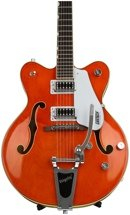 Gretsch G5422TDC Electromatic Hollowbody Double-Cut with Bigsby - Orange Stain