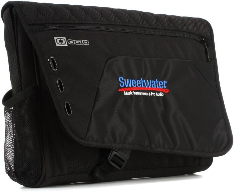 Sweetwater Messenger Bag - Black image 1