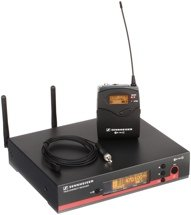 Sennheiser EW 112 G3 Wireless Lavalier System - A-1 Band