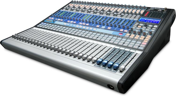 PreSonus StudioLive 24.4.2AI Digital Mixer image 1