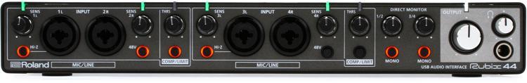 Roland Rubix 44 USB Audio Interface image 1