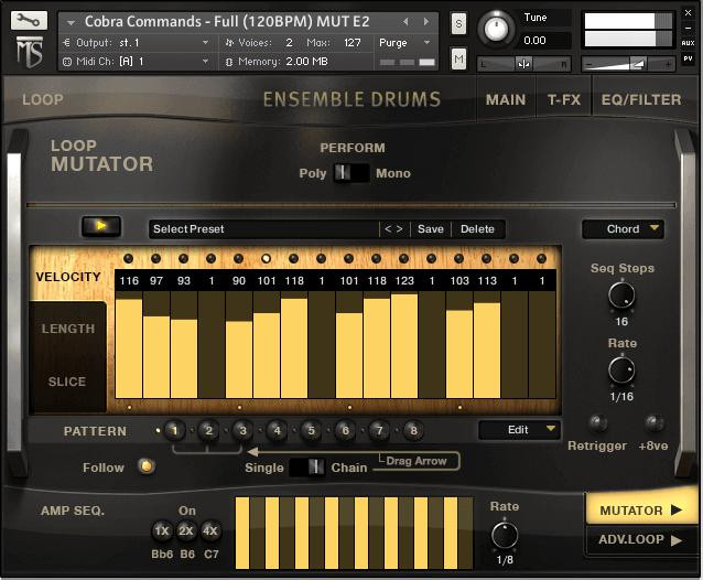 Heavyocity Master Sessions Ensemble Drums Collection Kontakt 5