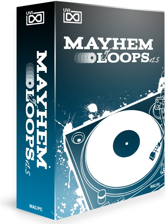 UVI Mayhem of Loops image 1