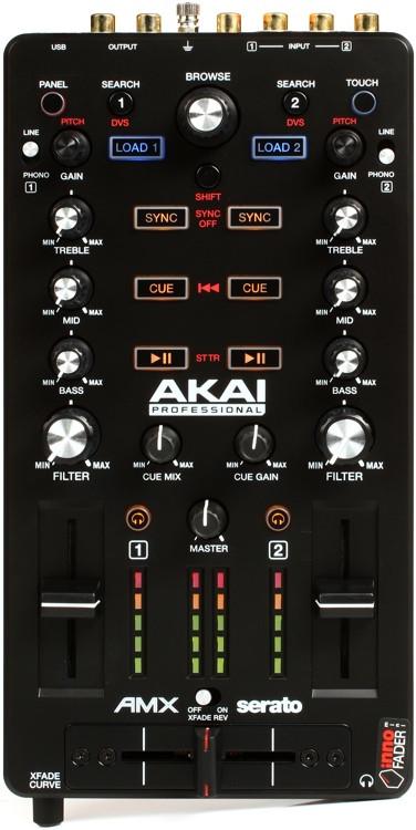 Akai Professional AMX Mixing Surface for Serato DJ image 1