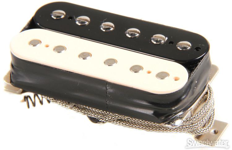 Gibson Accessories Burstbucker Type 3 Pickup - Zebra, Neck or Bridge, 2-Conductor image 1